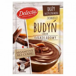Delecta - Pudding de chocolate