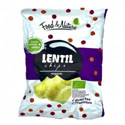 Food&Nature Lentil Chips de...