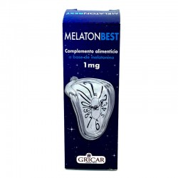 Gricar - MelatonBest 1 mg...
