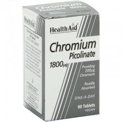 Health Aid - Cromo Picolinato