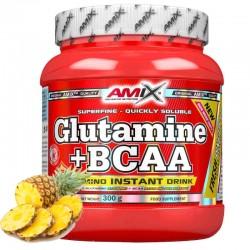 Amix Glutamina + BCAA Piña...