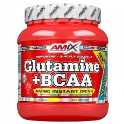 Amix Glutamina + BCAA...